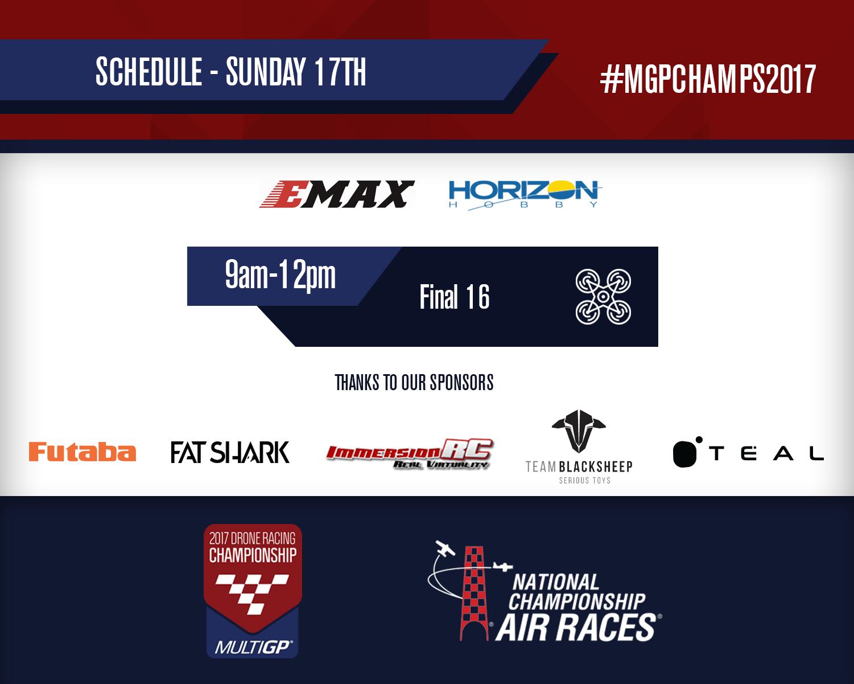 2017 MultiGP Drone Racing Championship - Live Stream