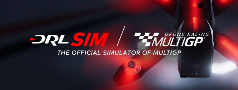 The DRL SIM is now the official FPV SIM of MultiGP - MultiGP Drone