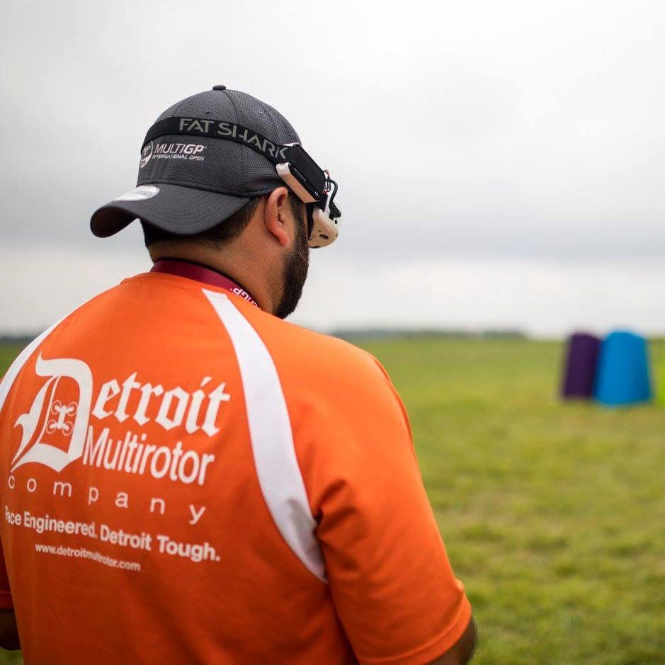 Pilots | The Drone Racing League |Drone Racing Hat