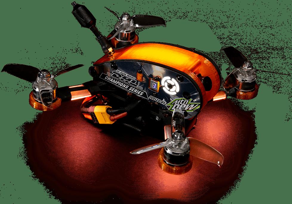 AWESOME MINI BOBI X115 115mm FPV Racing Drone | Fpv ... |Drone Racing Hat