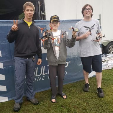 new york state drone racing champion